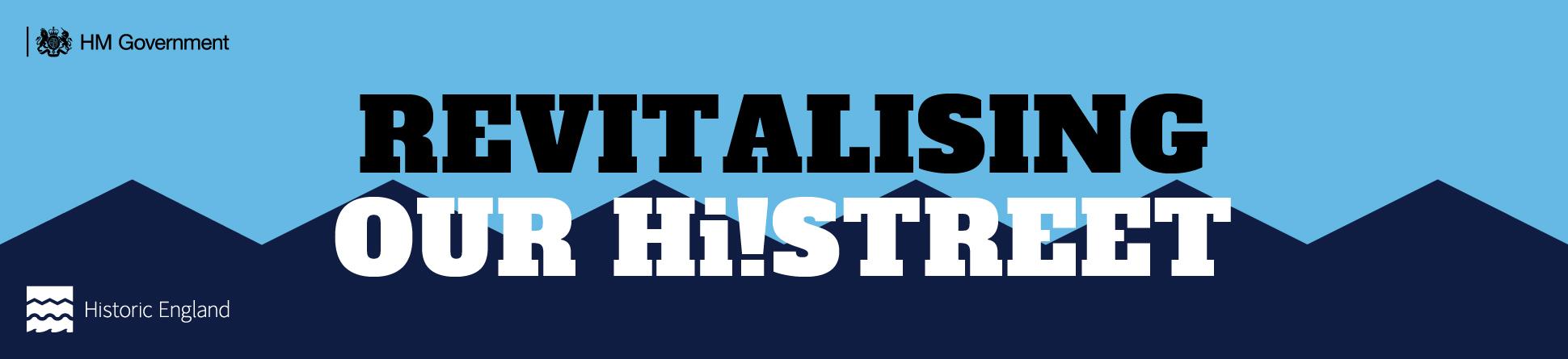 Revitalising our Hi!Street banner